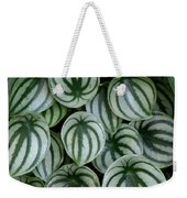 Watermelon Leaves 2 Weekender Tote Bag