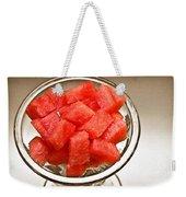 Watermelon Parfait 2 Weekender Tote Bag