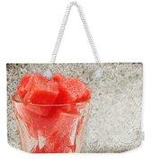 Watermelon Parfait 3 Weekender Tote Bag