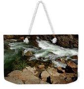 Waters Edge Glen Alpine Creek Weekender Tote Bag