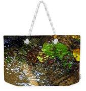 Watershed Creek Weekender Tote Bag