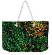 Watershed Park Foliage Weekender Tote Bag