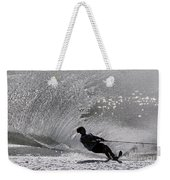 Waterskiing 1 Weekender Tote Bag
