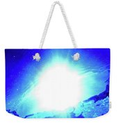 Waterspace Weekender Tote Bag