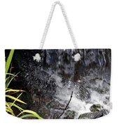 Watersplash In Sunlight Weekender Tote Bag