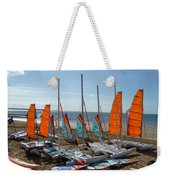 Watersports In La Baule Weekender Tote Bag
