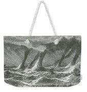 Waterspouts Weekender Tote Bag