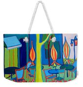 Watertown Cafe Weekender Tote Bag