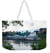 Waterworks View Weekender Tote Bag