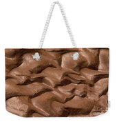 Wave Of Mud Weekender Tote Bag