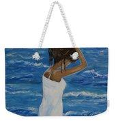 Waves Of Beauty Weekender Tote Bag