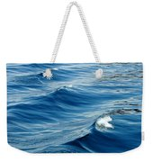 Waves On Tahoe Weekender Tote Bag