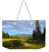 Wawona Meadow Weekender Tote Bag
