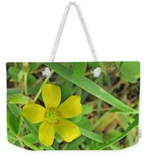 Way Down In The Grass Weekender Tote Bag