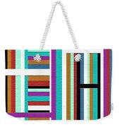 Weak Weekender Tote Bag by Ely Arsha