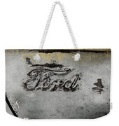 Weathered But Still Cool Two Weekender Tote Bag