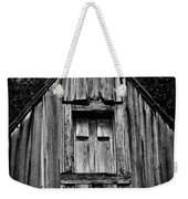 Weathered Structure - Bw Weekender Tote Bag