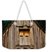 Weathered Structure Weekender Tote Bag