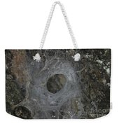 Web Of A Funnel-web Spider Weekender Tote Bag