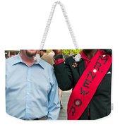 Wed 041 Weekender Tote Bag