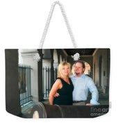 Wed 043 Weekender Tote Bag