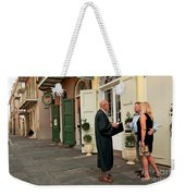 Wed 054 Weekender Tote Bag