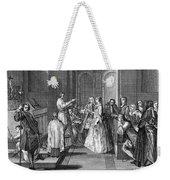 Wedding, C1730 Weekender Tote Bag