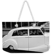 Wedding Day Weekender Tote Bag