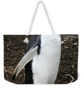 Welcome From A Gentoo Penguin Weekender Tote Bag