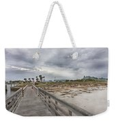 Welcome To Bald Head Island Weekender Tote Bag