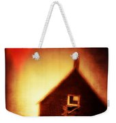 Welcome To Hell House Weekender Tote Bag by Edward Fielding