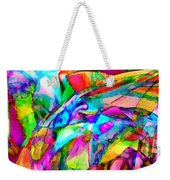 Welcome To My World Dissection 2 Weekender Tote Bag