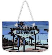 Welcome To Vegas  Weekender Tote Bag