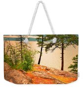 Welcoming The Morning Weekender Tote Bag