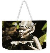 Well Gremlin Weekender Tote Bag