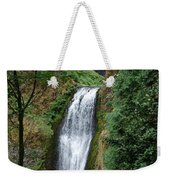Well Placed Waterfall Weekender Tote Bag