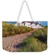 Welsh Cottages Weekender Tote Bag by Adrian Evans