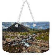 Welsh Valley Weekender Tote Bag