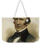Wendell Phillips (1811-1884) Weekender Tote Bag