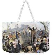 Wendell Phillips Weekender Tote Bag by Granger