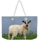 Wensleydale Lamb Weekender Tote Bag
