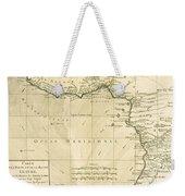 West Africa Weekender Tote Bag