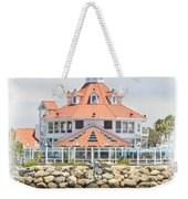 West Coast Charm Weekender Tote Bag