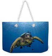 West Maui Sea Turtle Weekender Tote Bag