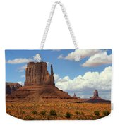 West Mitten Butte Weekender Tote Bag