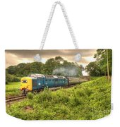 West Somerset Deltic Weekender Tote Bag