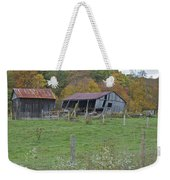 West Virginia Barn 3211 Weekender Tote Bag