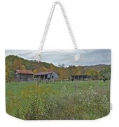 West Virginia Barn 3212 Weekender Tote Bag