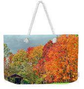 West Virginia Maples 2 Weekender Tote Bag