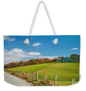 West Virginia Wandering 3 Weekender Tote Bag